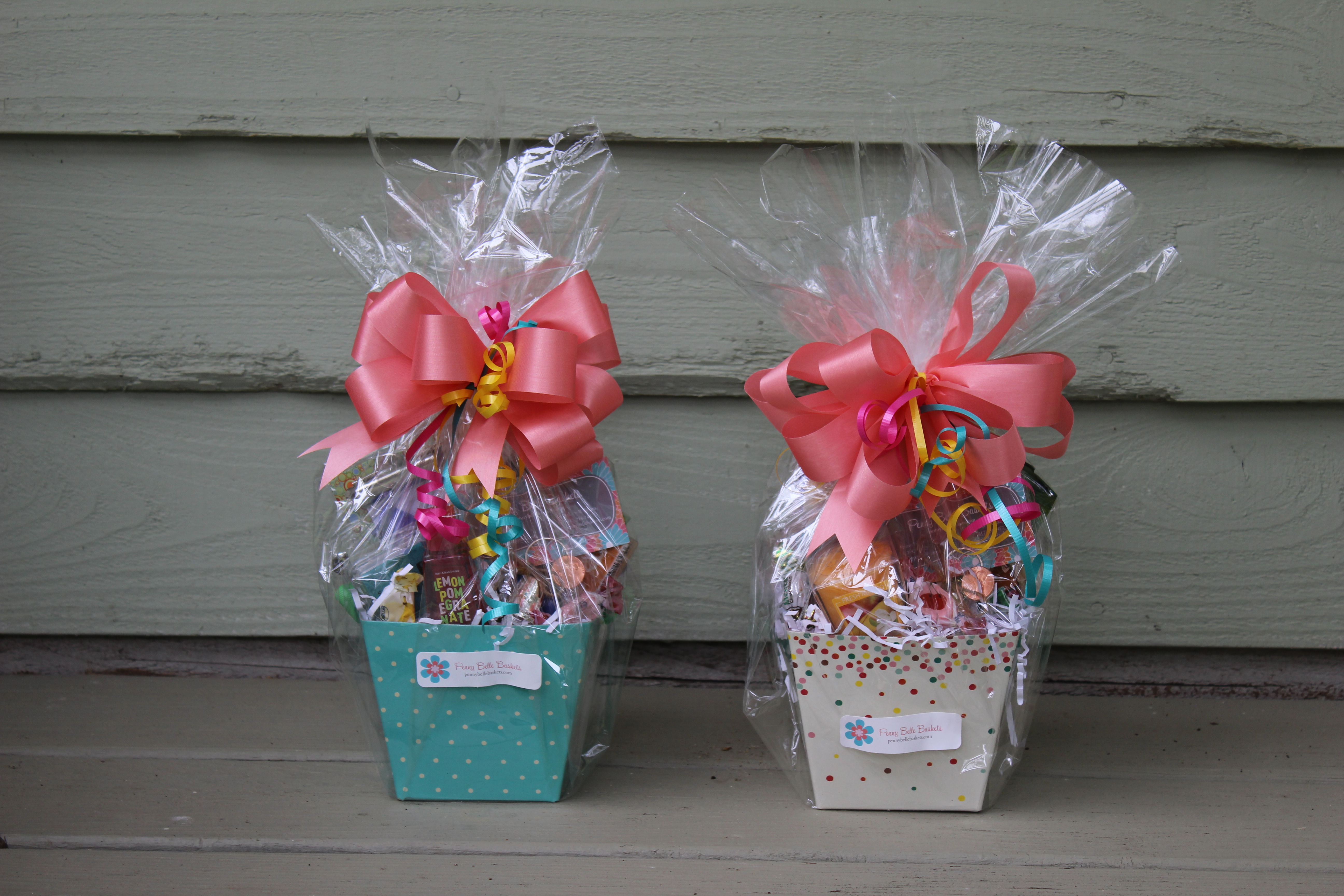 Penny belle baskets creating memories in a basket meeting with new companies this week this gift basket is a token of my appreciation negle Image collections